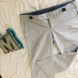 Gap Wide Leg Crop Pants